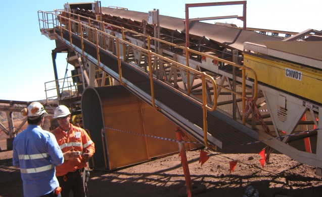 Ri Engineering has provided expert maintenance services to the mining sector for 15 years.