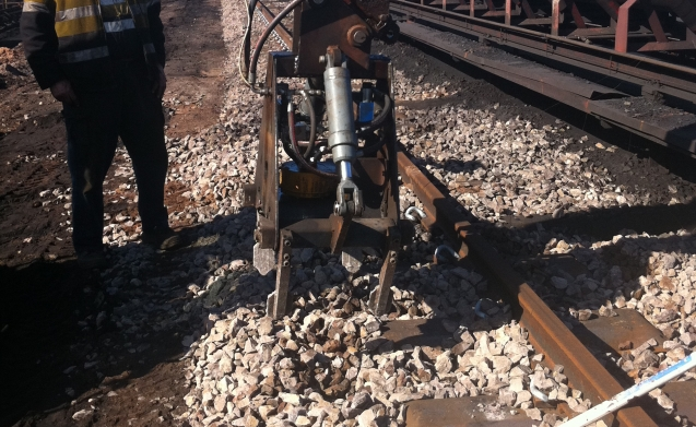 Ri Engineering are leaders in rail repair and re-establishing of rail in the steel and mining sectors.